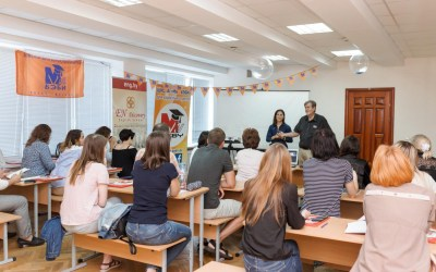 Teacher Training course presented by CELTA